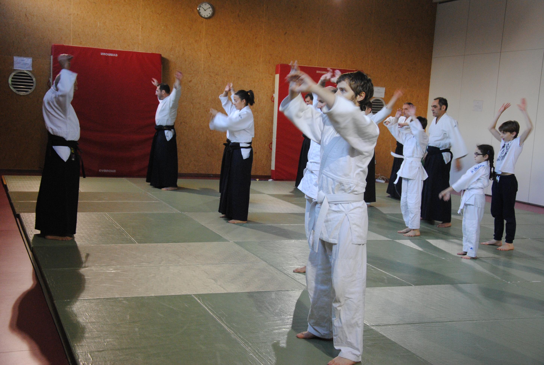 club karate paris 14